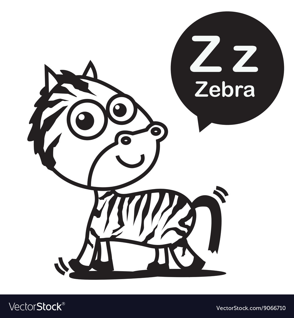 z, for & zoo vector images (51)