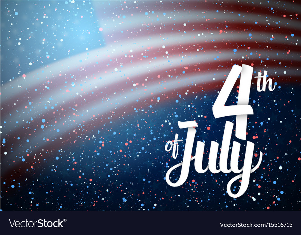 Independence day poster template