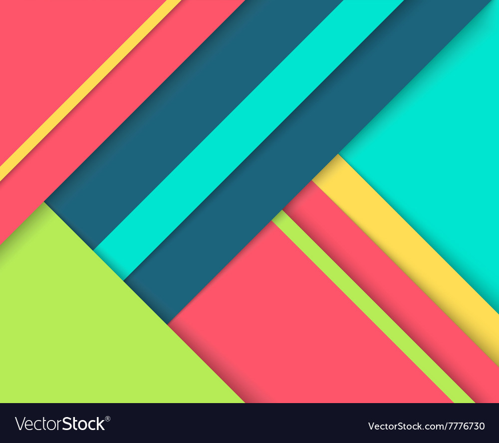 Abstract background with colorful layers