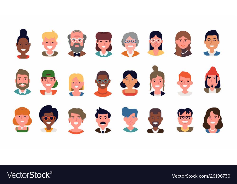 Set various userpics and avatars