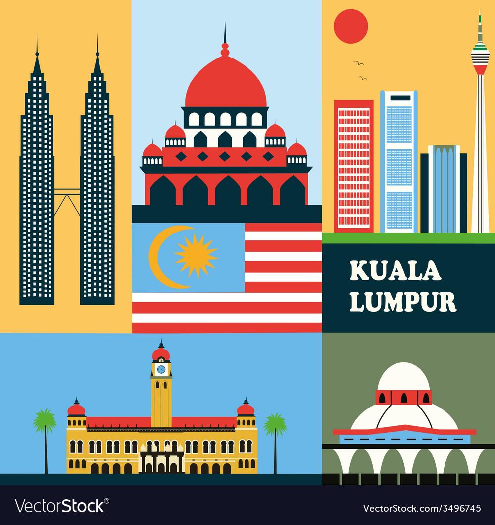 Symbols of Kuala Lumpur