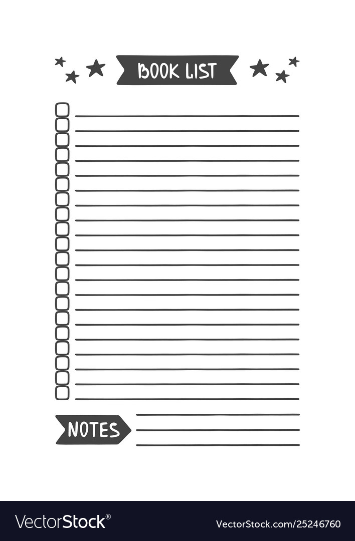 picture about Who Was Book Series Printable List named E-book listing printable organizer