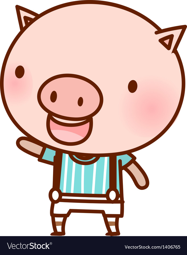 Pigs & Story Vector Images (71)