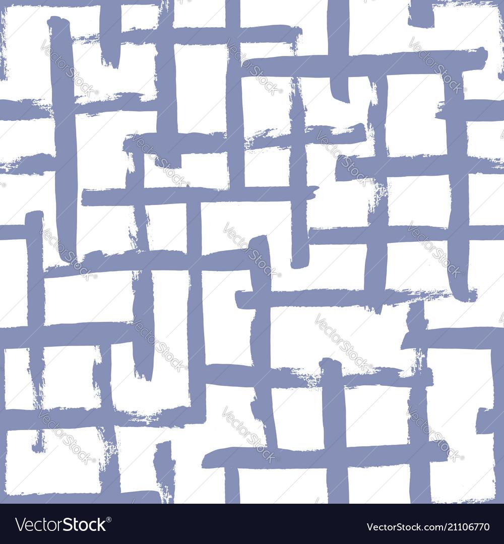 Grunge cage pattern
