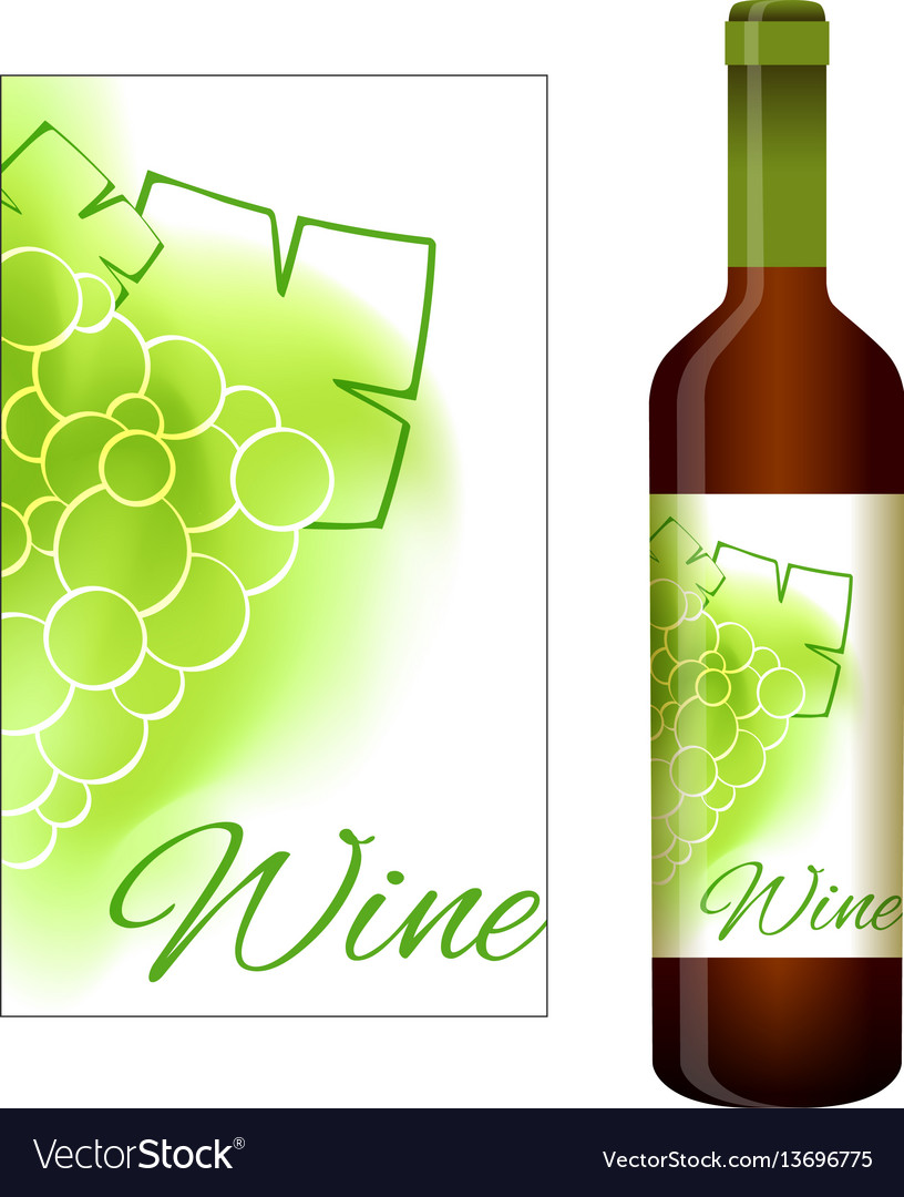 Labels for white wine