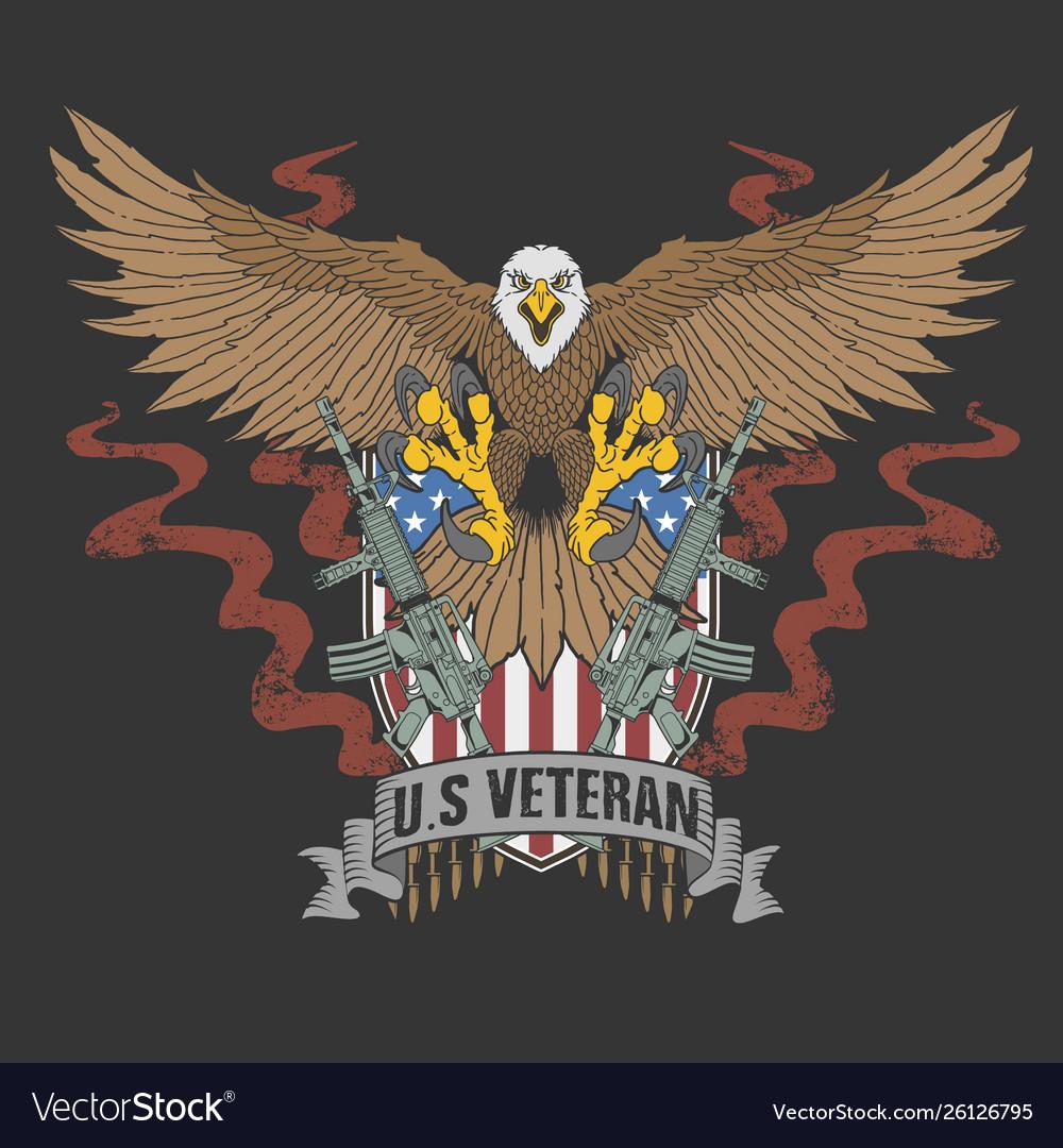 American eagle veteran