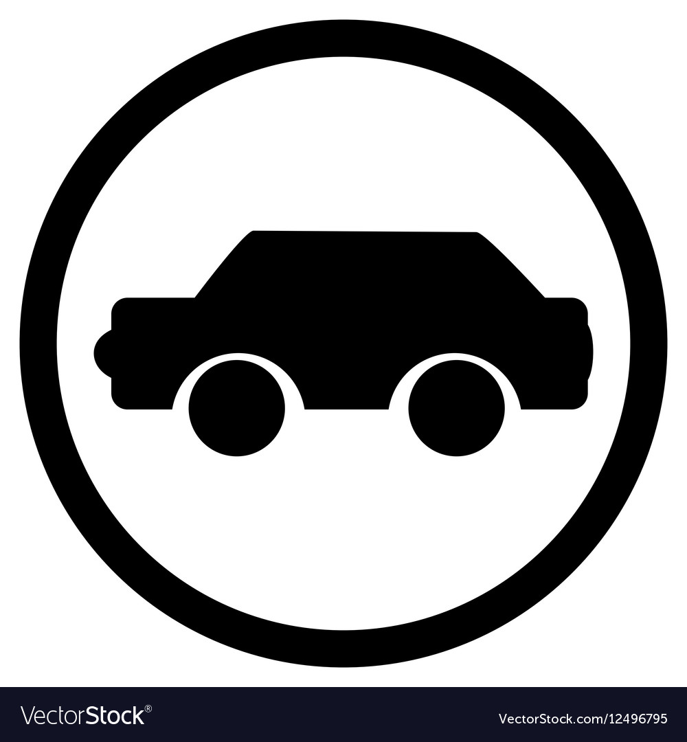 Car icon black
