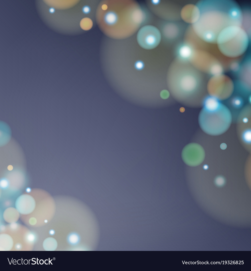 Dark purple blur abstract background with light vector image