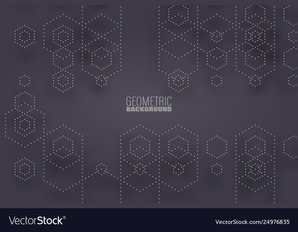 Abstract background with geometric pattern eps10