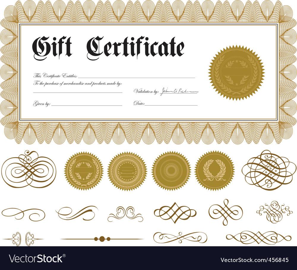 Gift Certificate Template. gift certificate templates