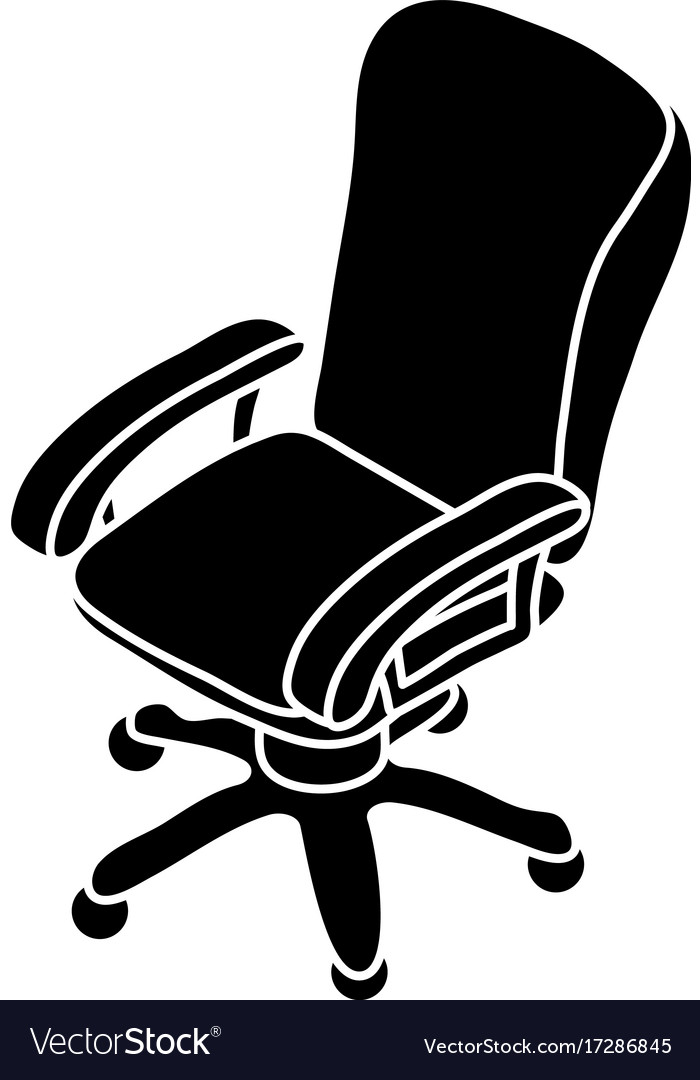 Simple office chair Simple Study Office Chair Wheel Icon Simple Style Vector Image Arcticoceanforever Office Chair Wheel Icon Simple Style Royalty Free Vector