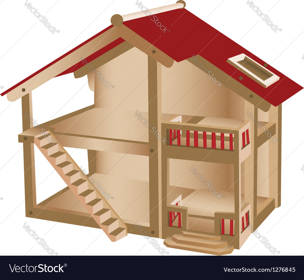 Small playhouse for kids