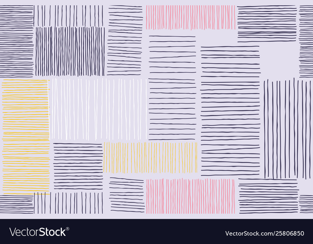 Abstract patchwork art pattern background