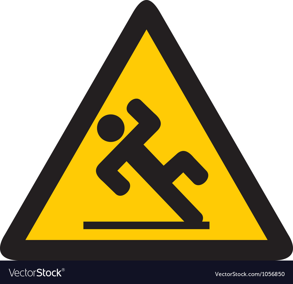 floor photo stock warning slippery symbol sign wet