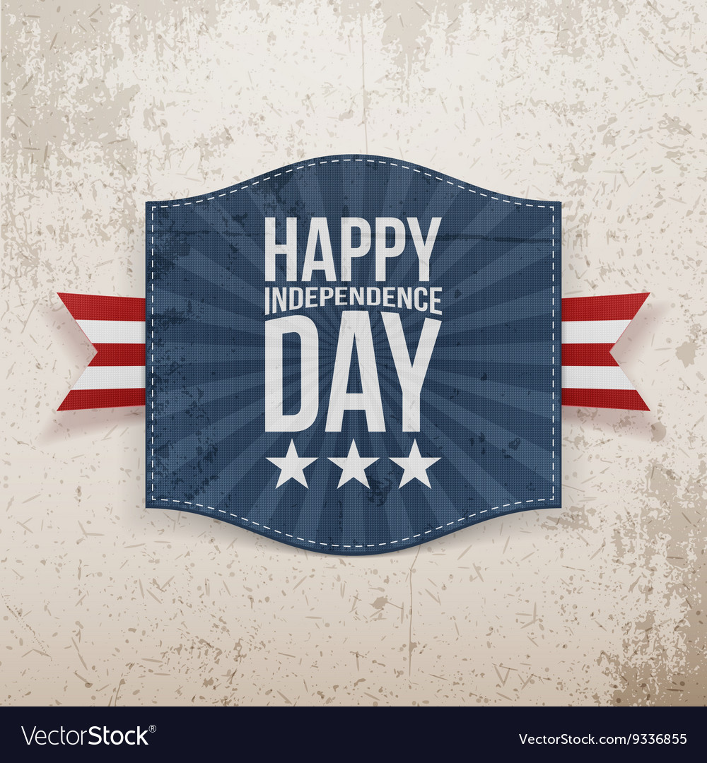 Happy Independence Day Holiday Tag