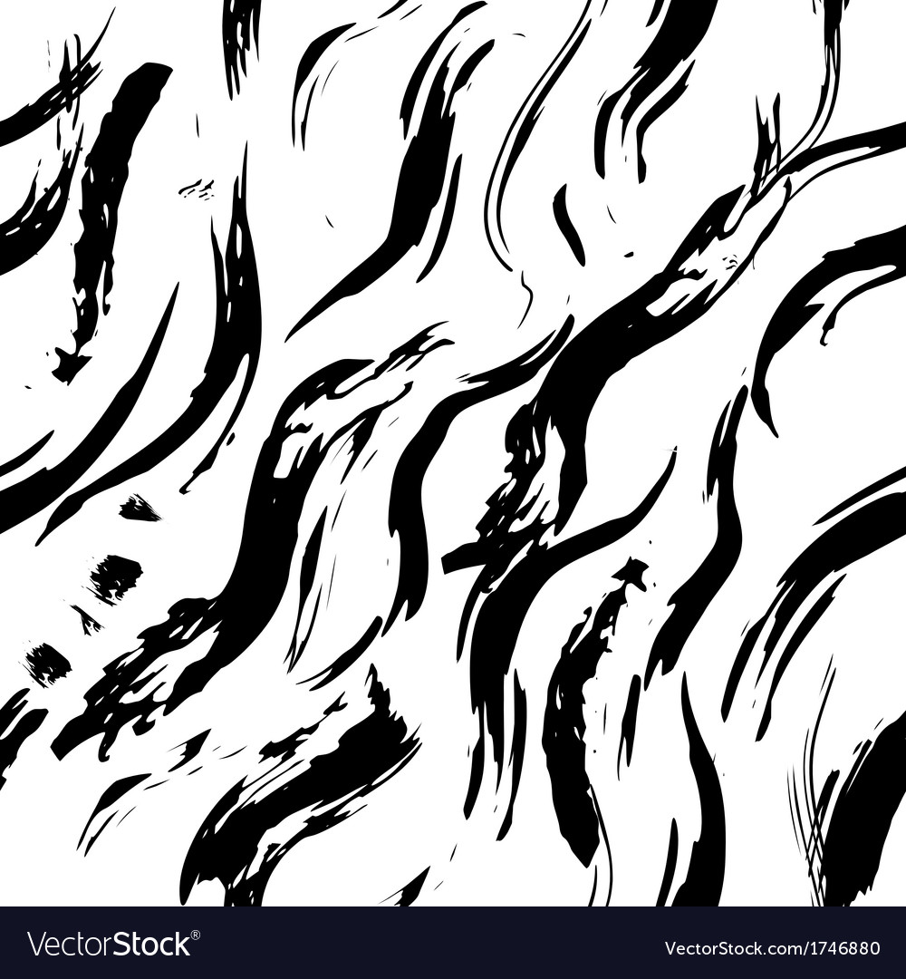 Grungy waves seamles pattern