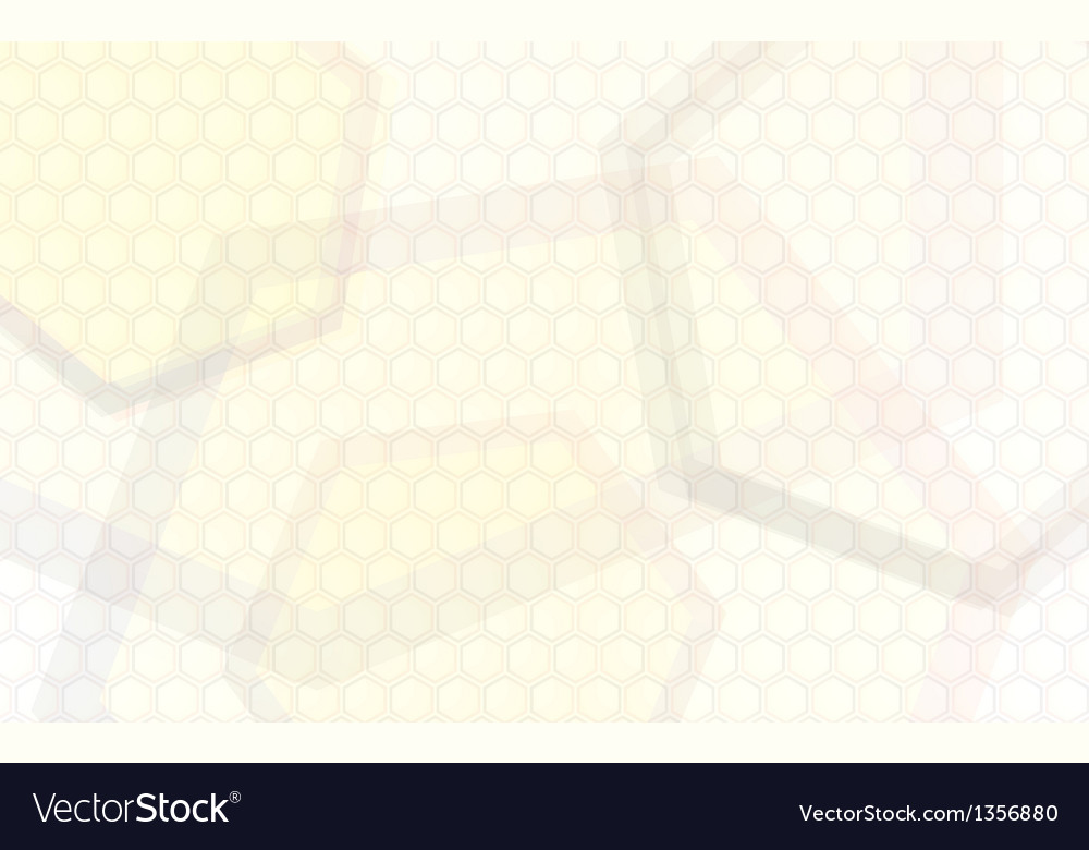 Light Cells Pattern Abstract Background vector image