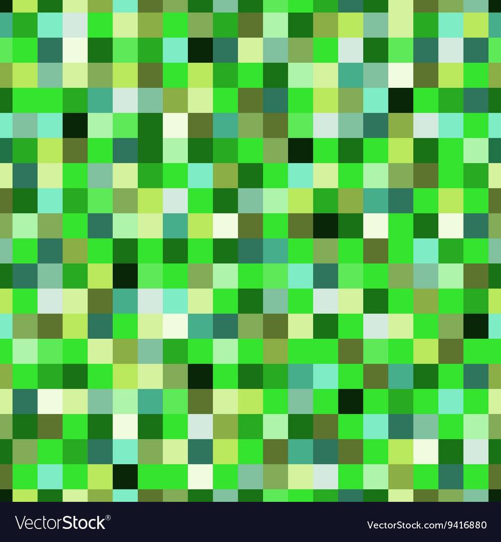 Square geometric seamless pattern 3803 vector image