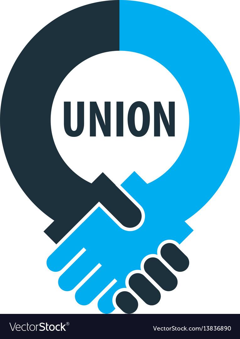 Logo handshake