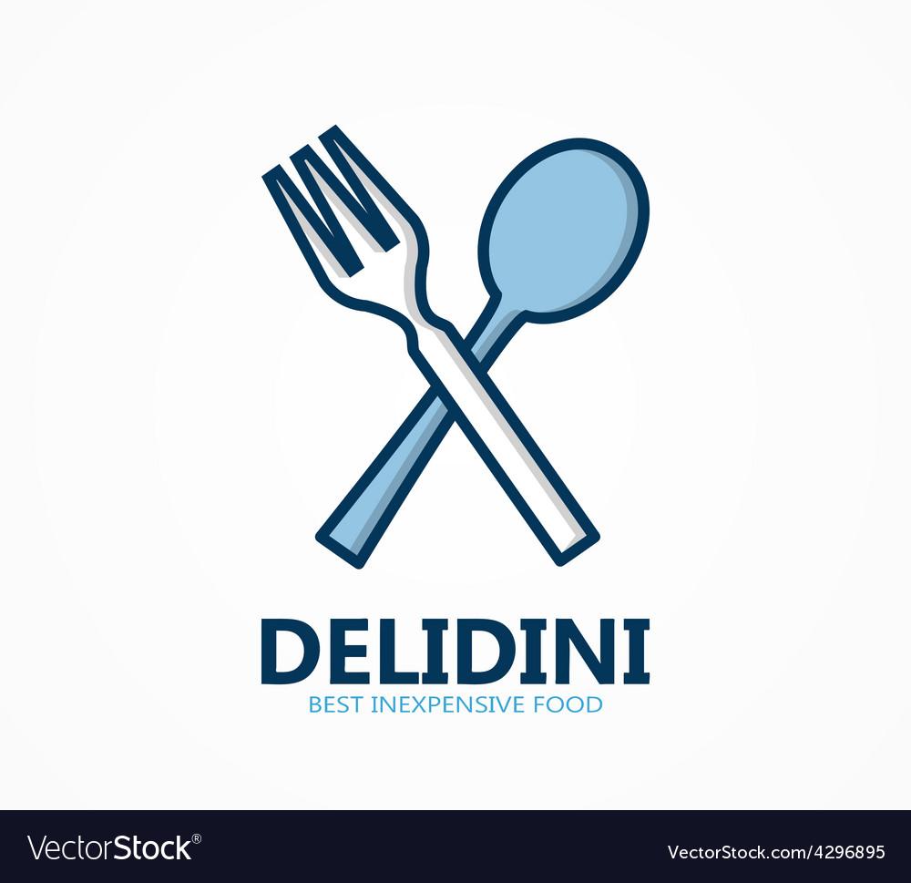 Logo for restaurant or cafe