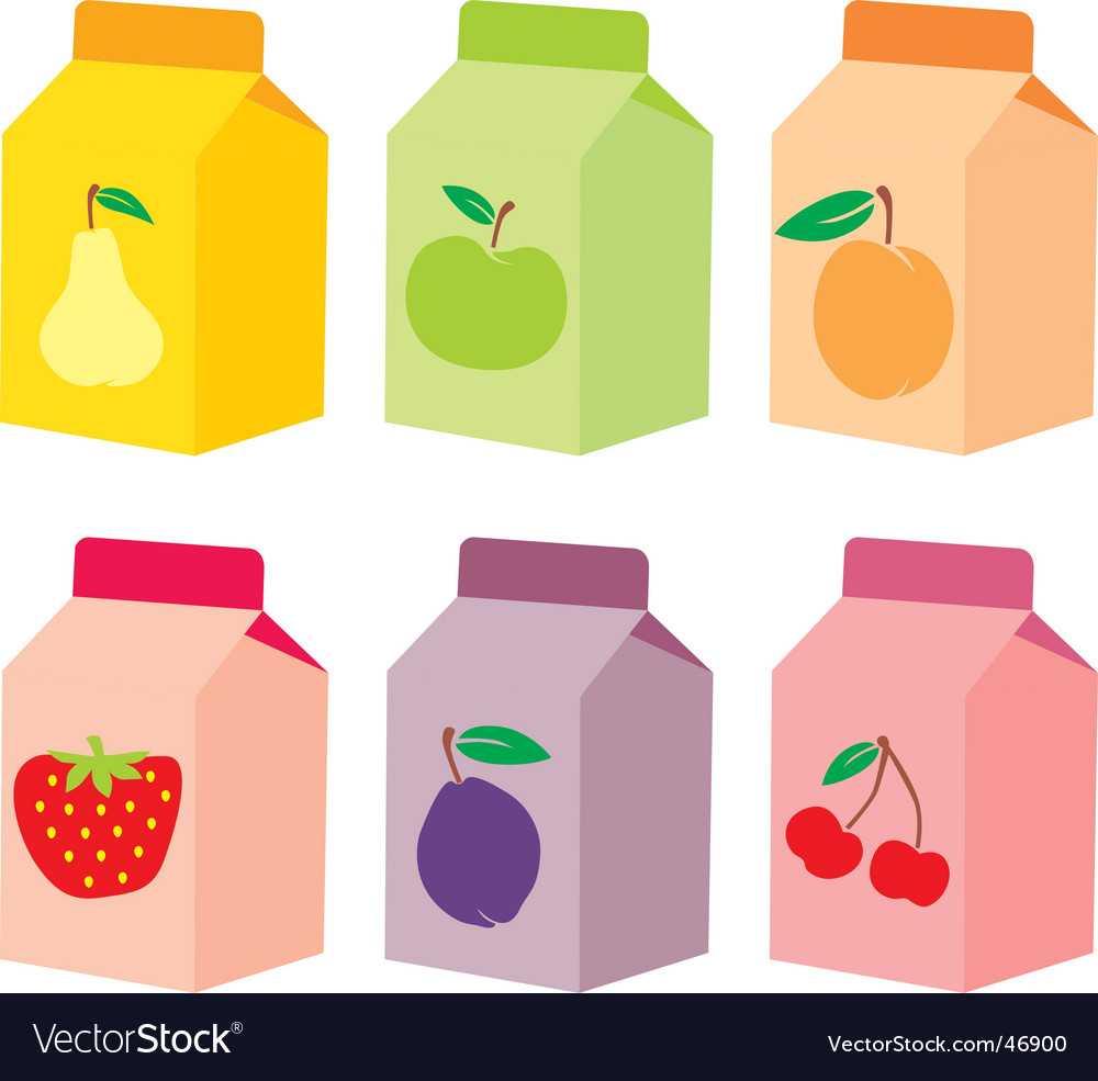 cartons of orange juice. cartons of orange juice.