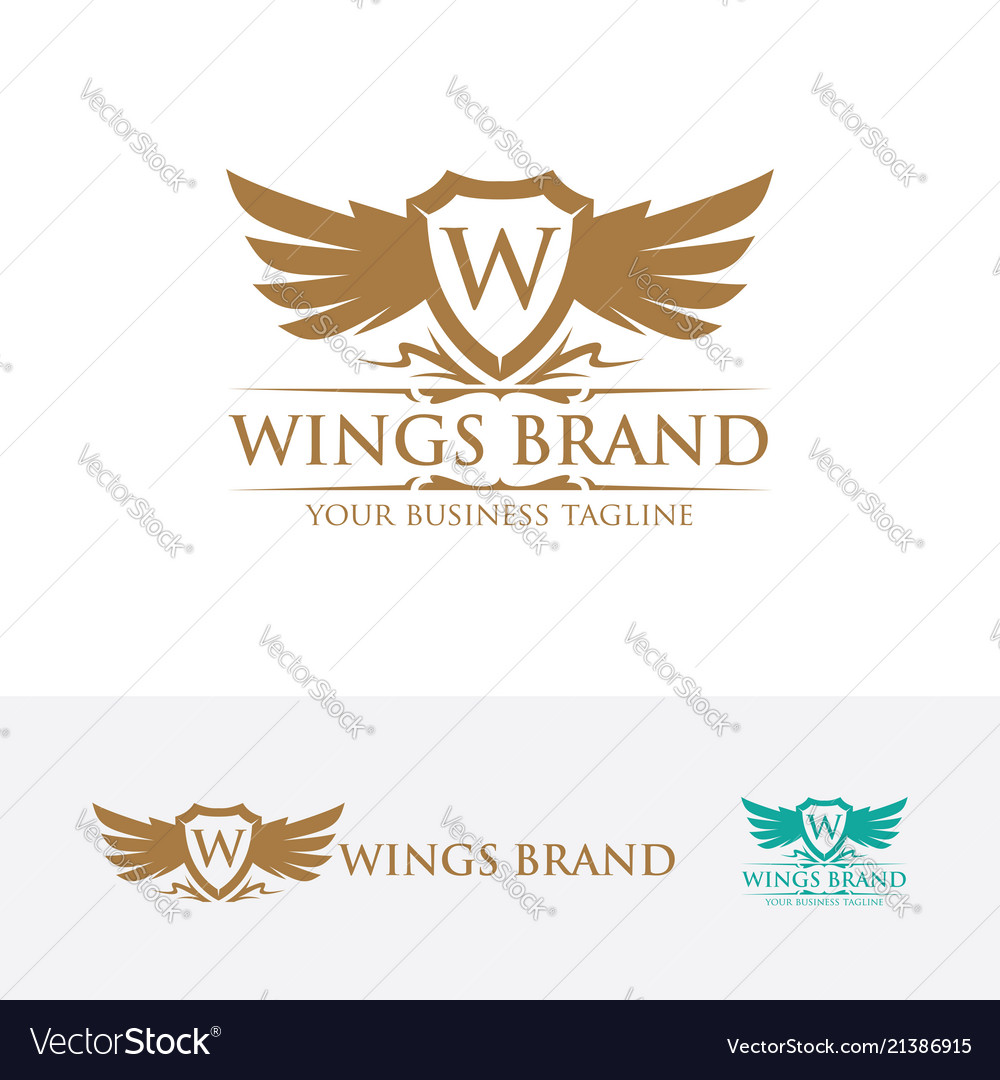 Symbol emblem icon sign logo business letter