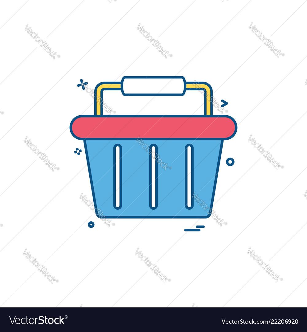 Basket buy cart shop shopping shopping basket