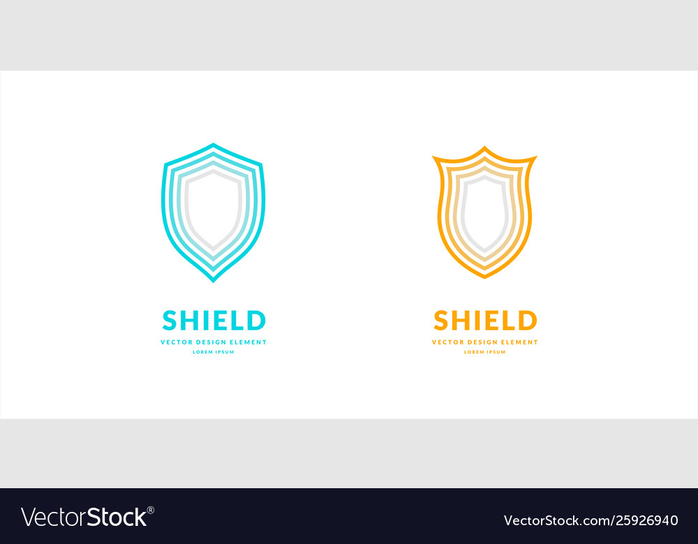 Linear shield a symbol security and