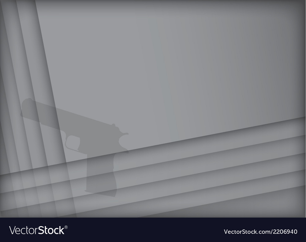 Vintage Movie Style Background vector image
