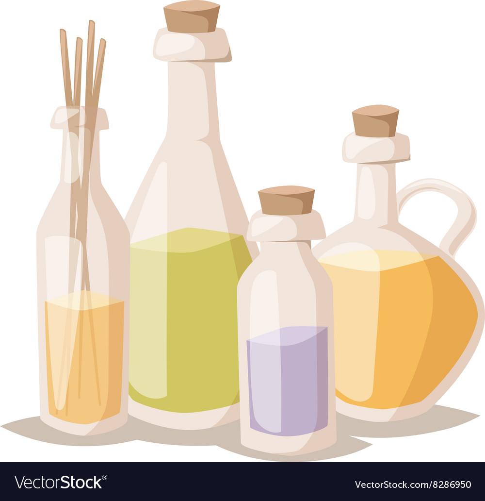 Lavender salt in bowl bath beauty treatment spa