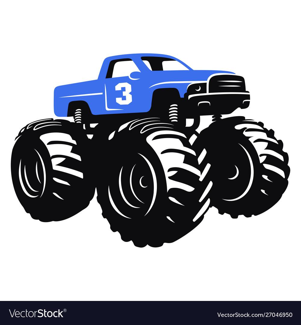 Monster truck 001