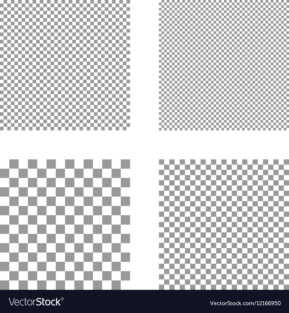 Pixel gray square seamless background