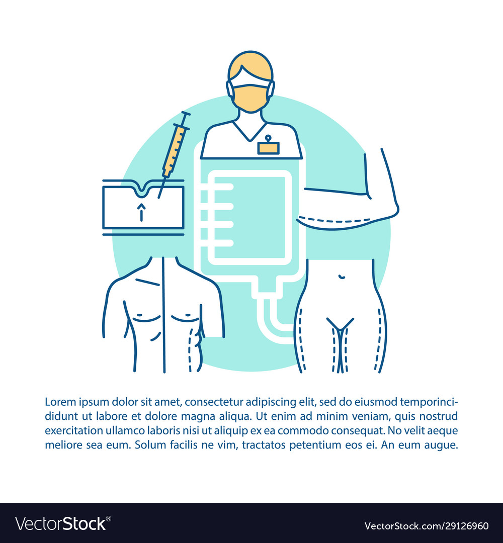 Plastic surgery center procedures article page