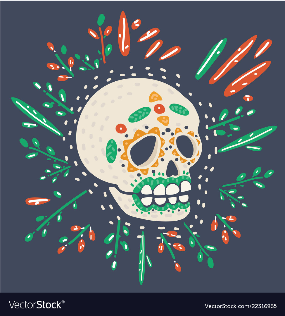 Dia de los muertos day dead