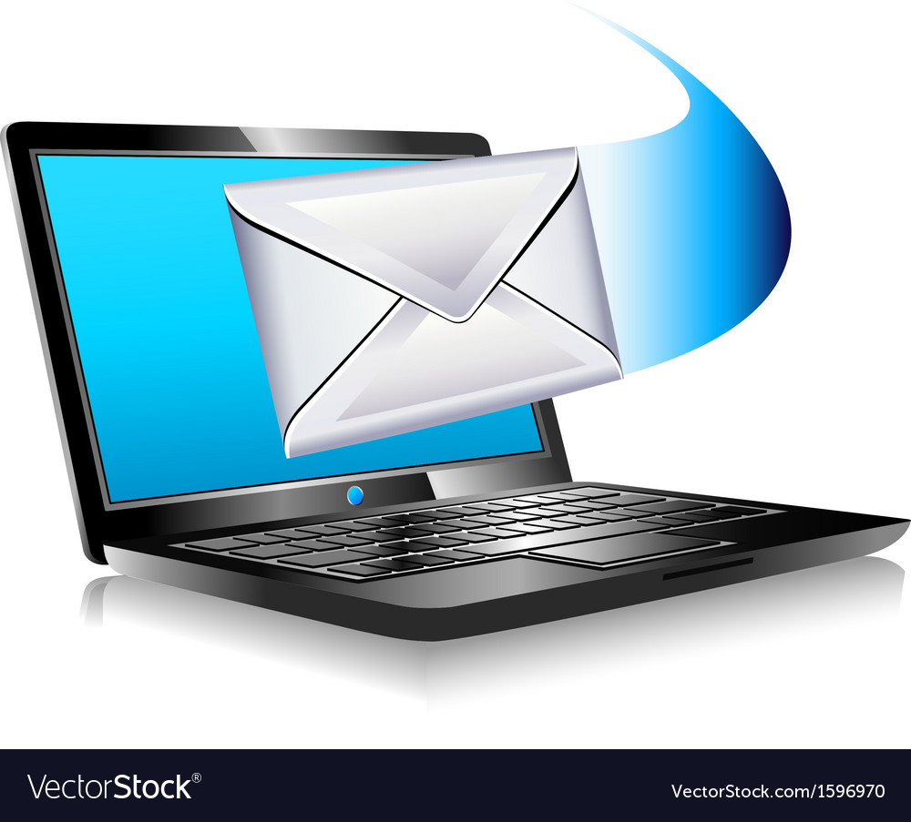 Internet Laptop Mail SMS