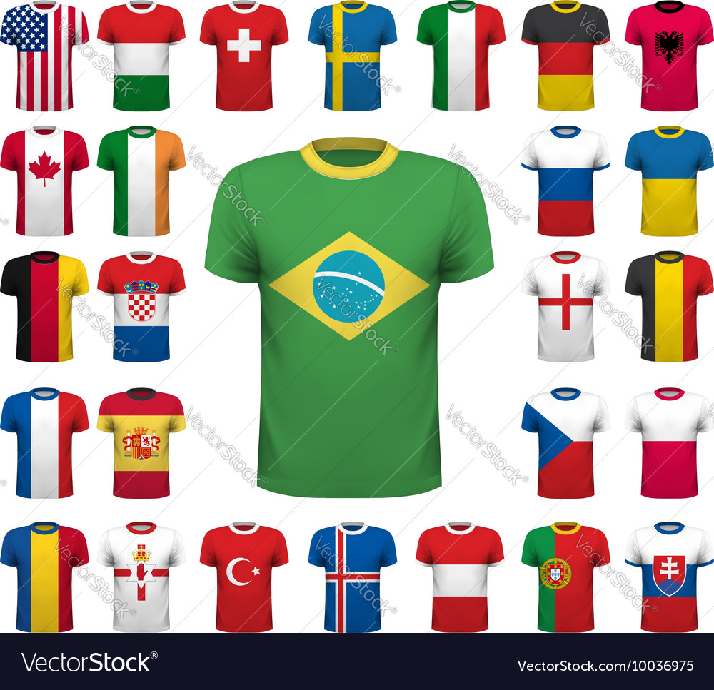 best loved 2c5cb 41d4f Collection of various soccer jerseys National