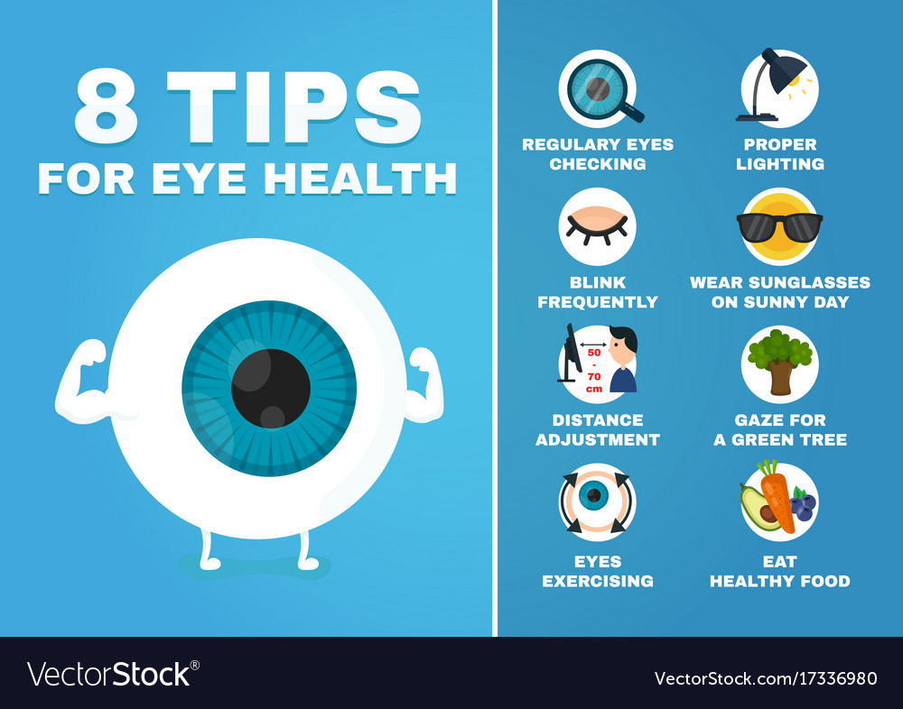 8 tips for eye health how to health care eyes