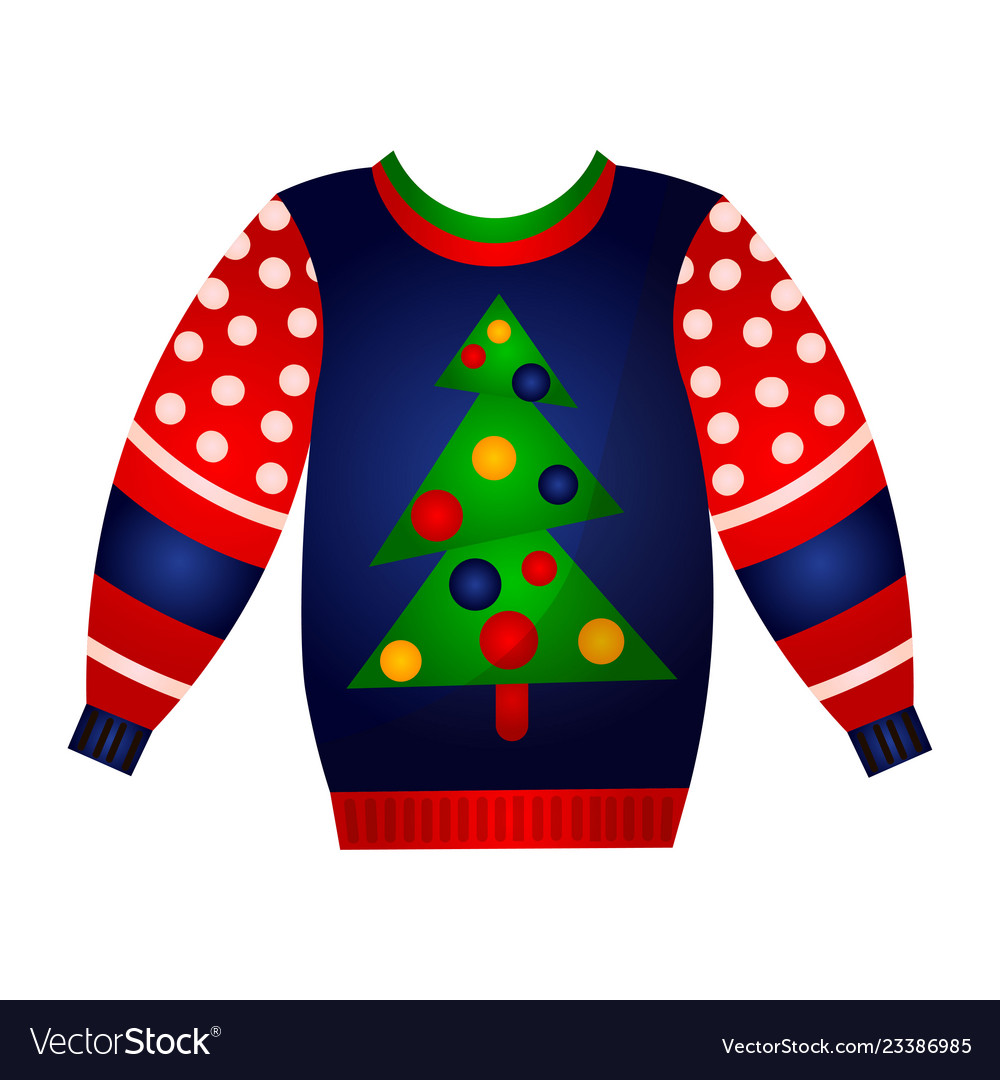 Christmas Sweaters Cute.Beautiful Cute Christmas Sweater With Festive