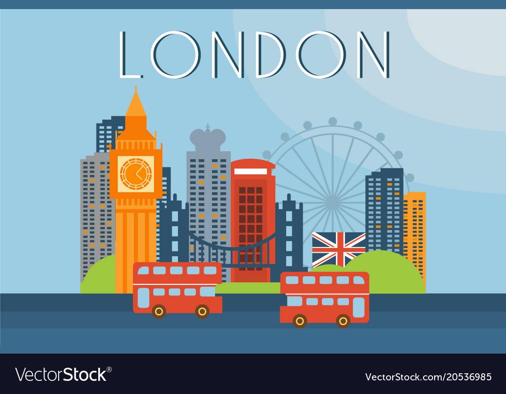 London travel landmarks city architecture