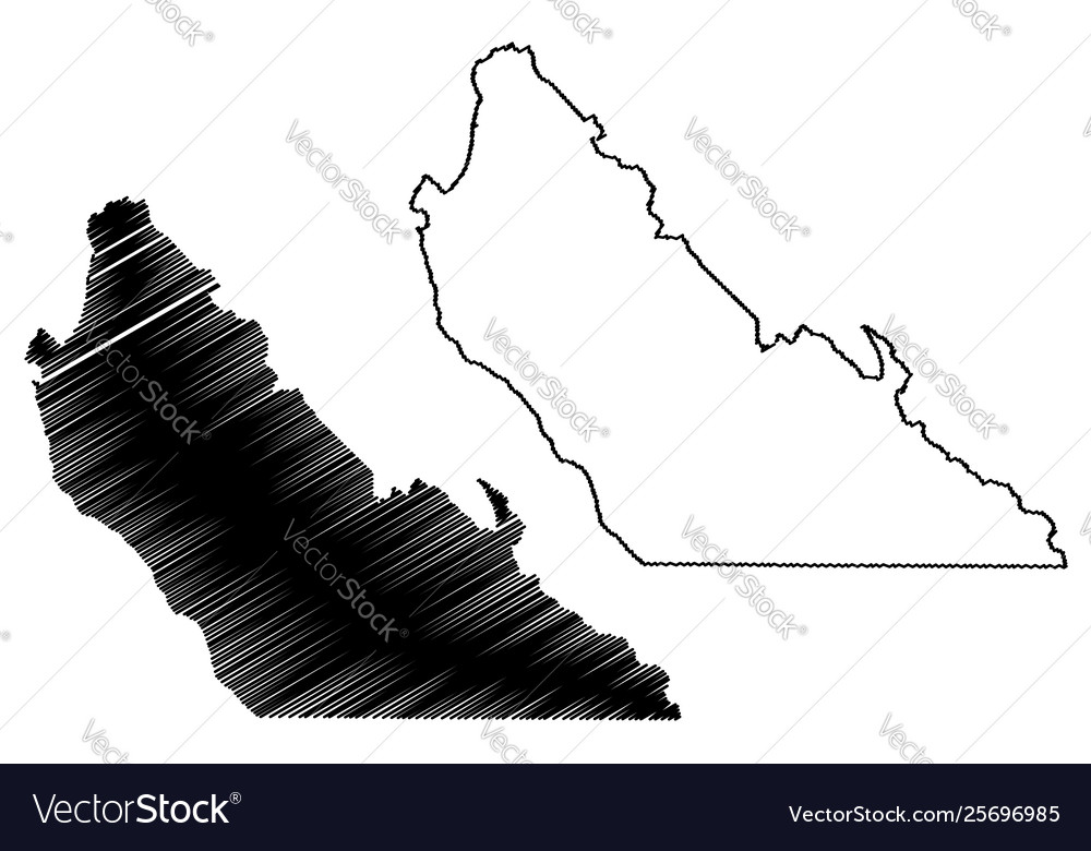 Counties In California Map.Monterey County California Map