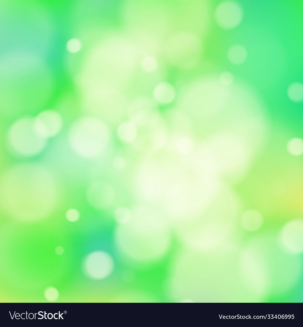 Abstract background with blurred shapes and soft