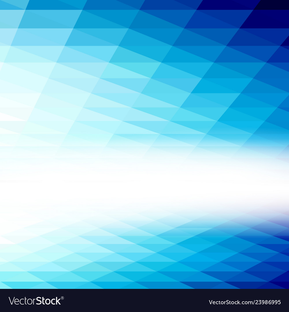 Abstract backgroundthe blue triangleabstract