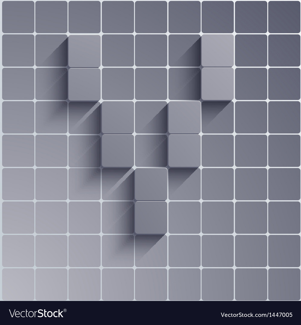 Abstract alphabet Eps10