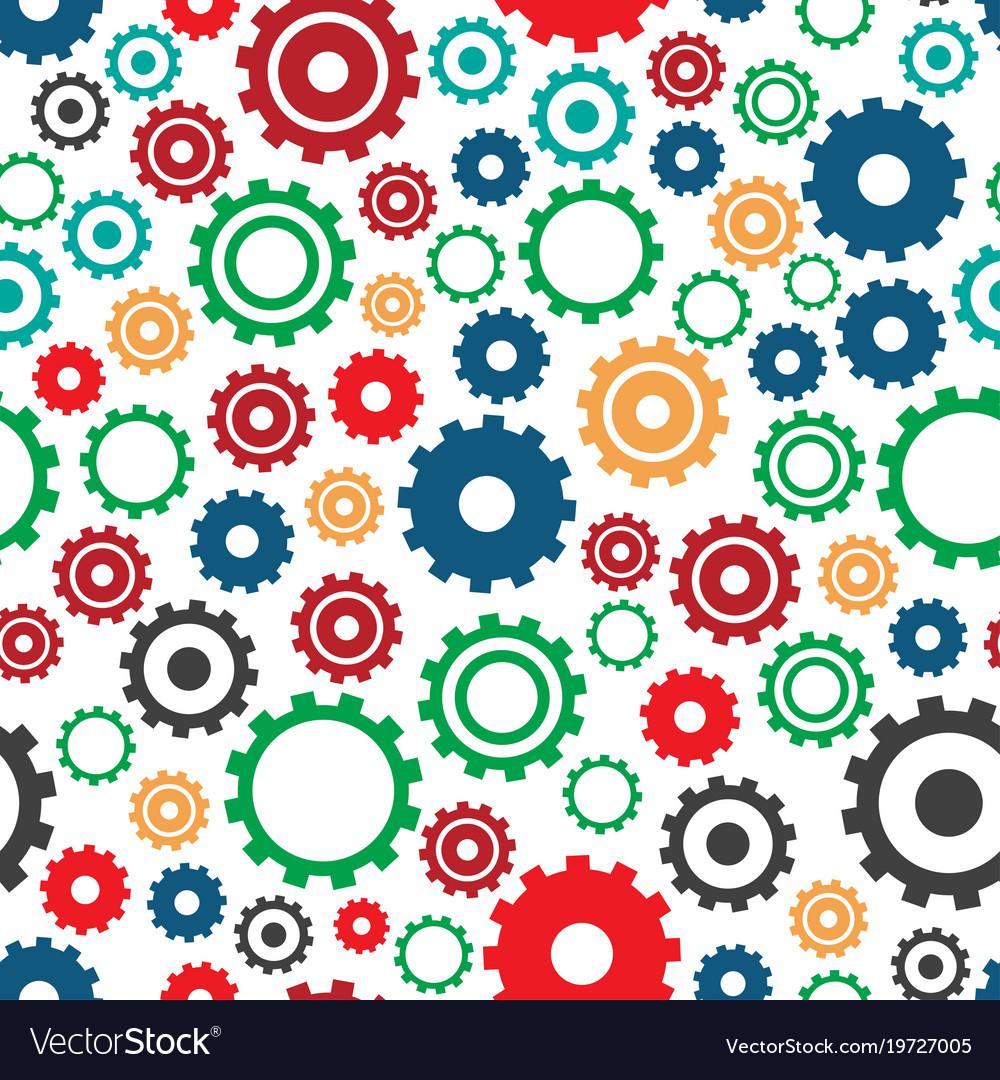 Gear machine pattern industry