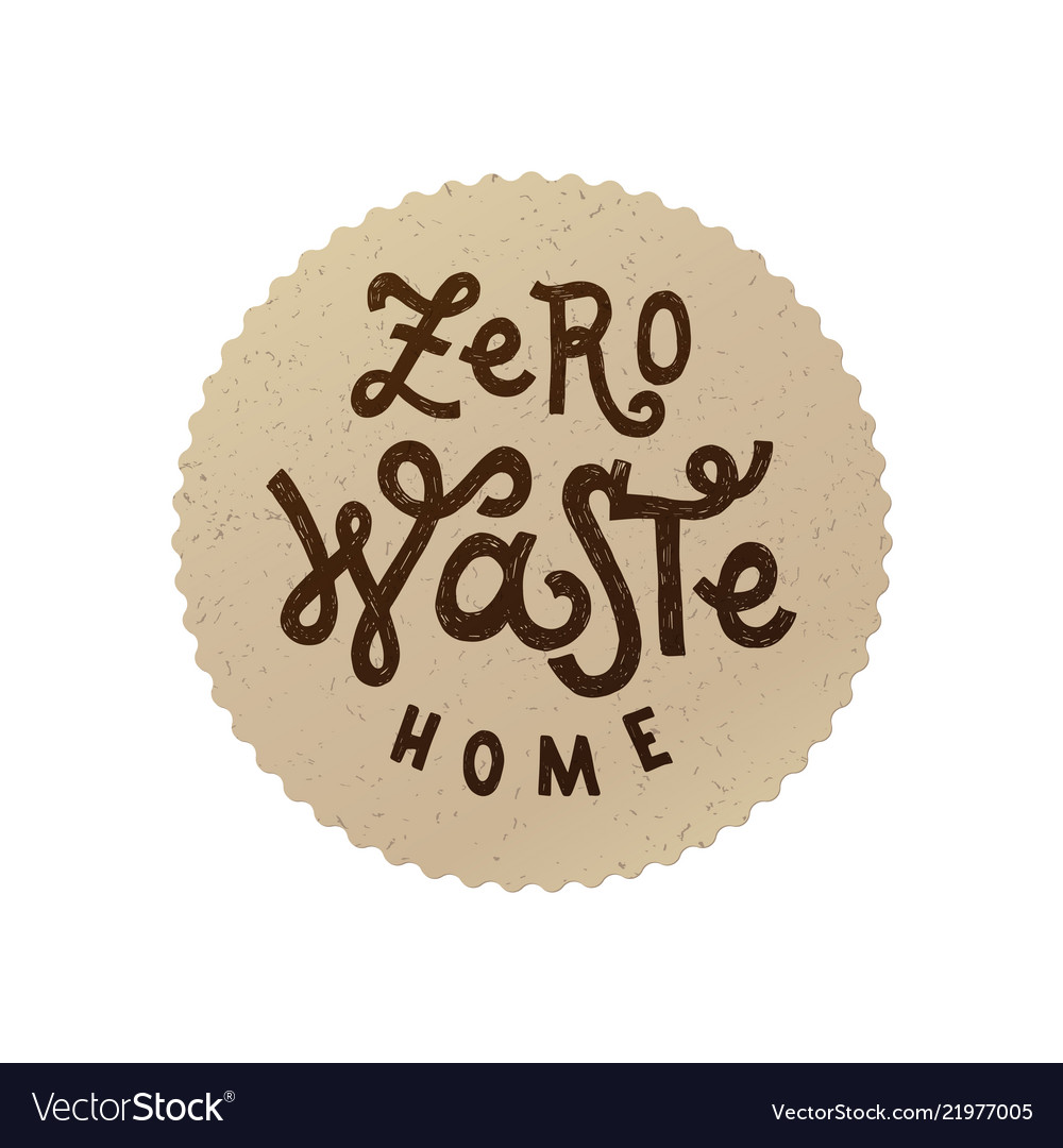 Zero Waste Home Emblem