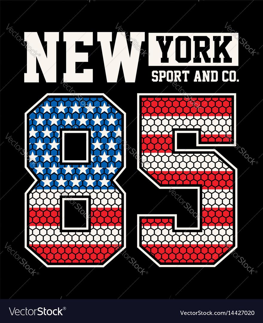 Athletic new york sport