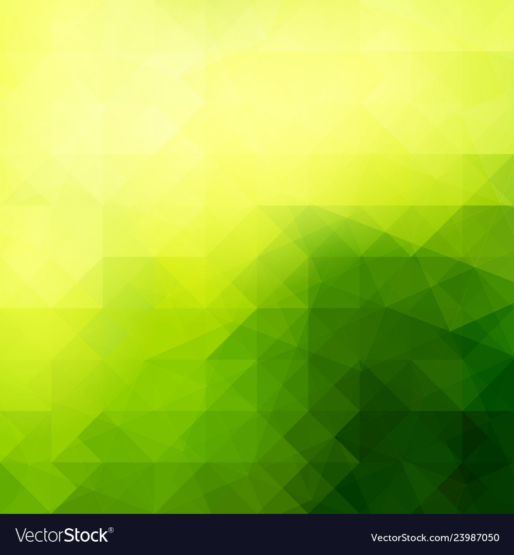 Abstract green light template background