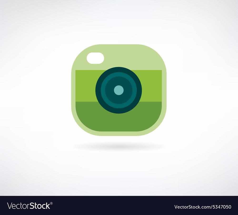 Photo app icon Similar to instagram