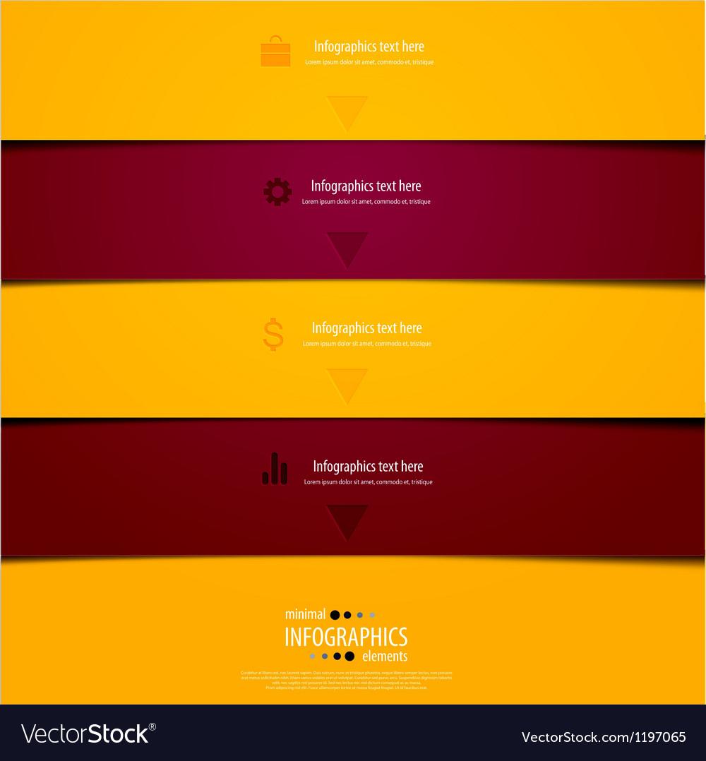 Infographics minimal 8