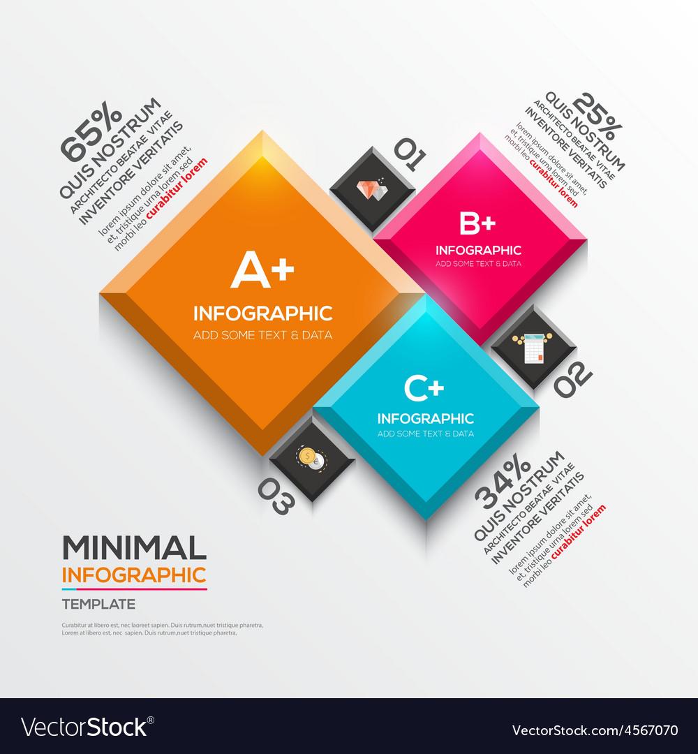 Minimal infographics 2